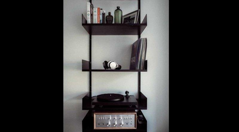 Hifi-Racks und Regale - Die schönsten Lösungen für dein Wohnzimmer ...